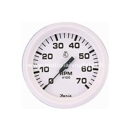 Tachometras 7000 RPM